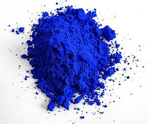 YInMnブルーの読み方や由来は?毒性も混じり気もないピュアな青だからすごい