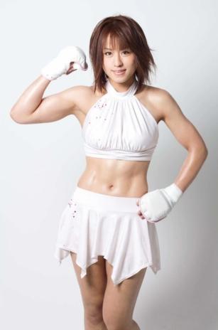 格闘家の長野美香は結婚してる?年齢と美人で可愛い画像は?