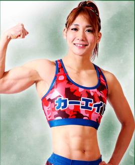 渡辺華奈がかわいい!筋肉バキバキ画像と女子格闘技MMAの戦績も紹介